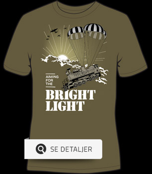 Bright Light T-shirt design
